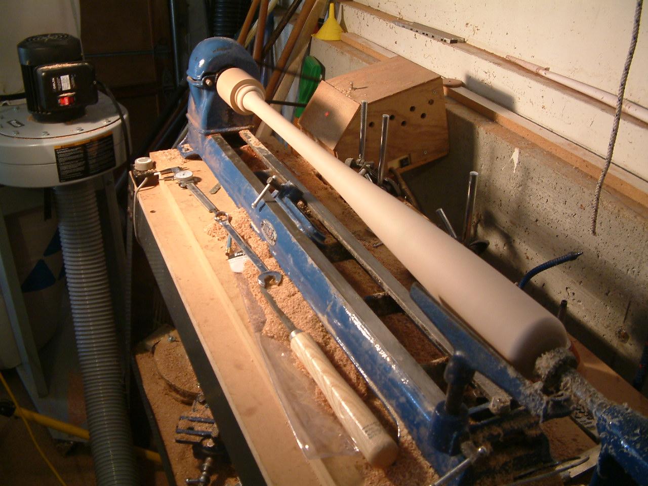 Jonathan M Projects Wooden Baseball Bats